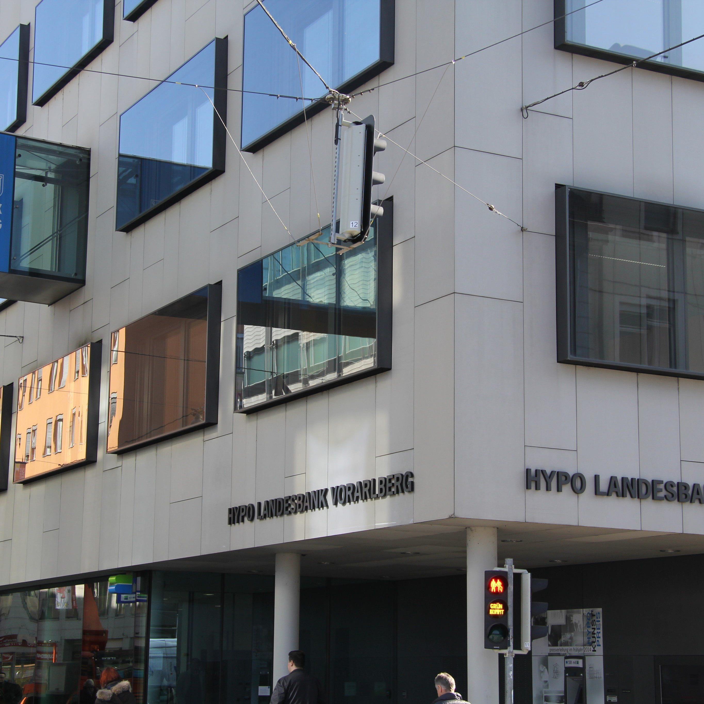 Die Hypo Landesbank hat sich Geld über eine Anleihe geholt.
