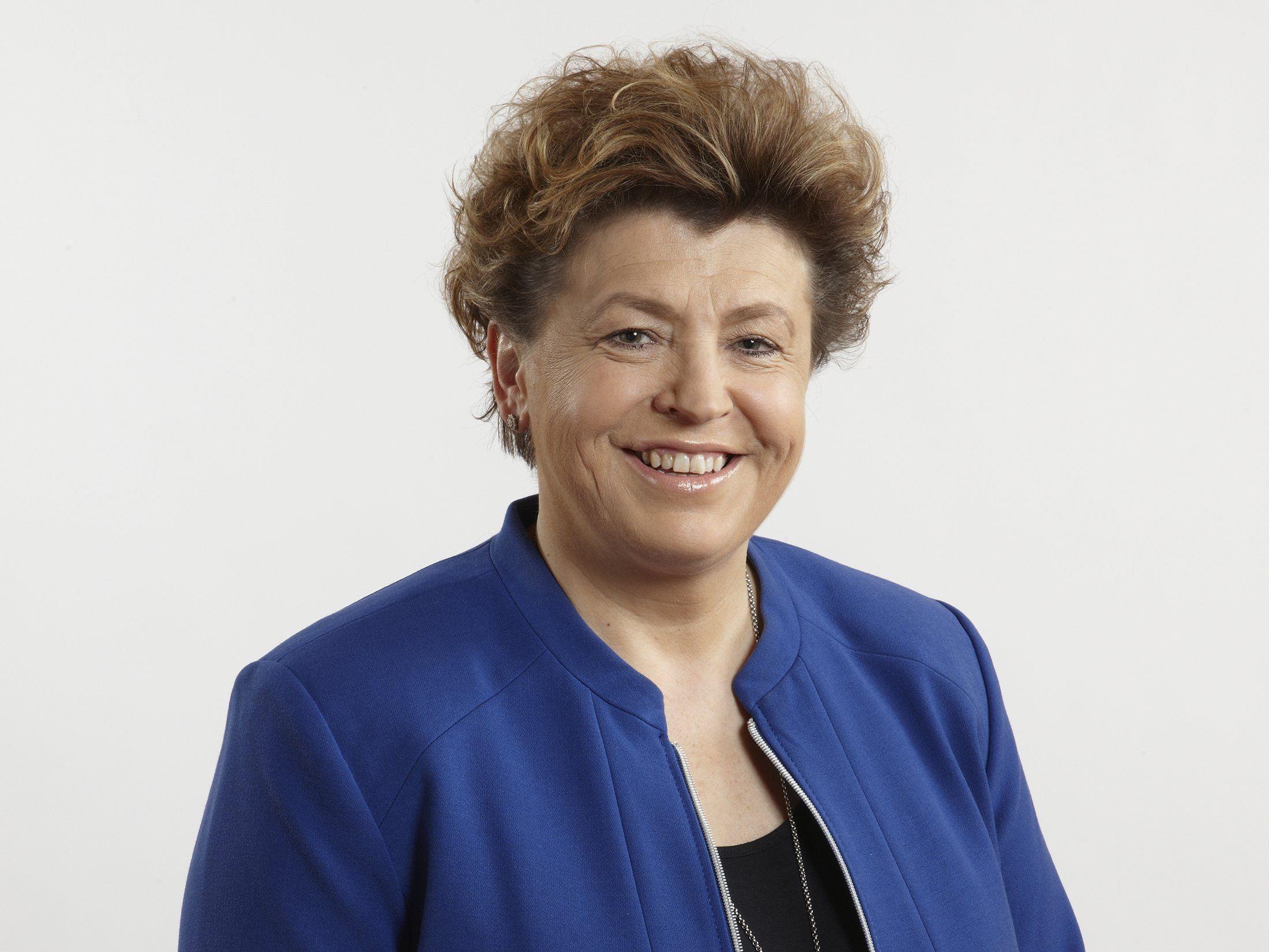 FPÖ-Stadträtin Andrea Kinz