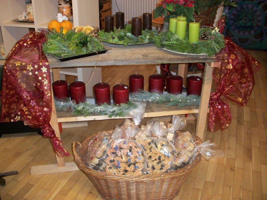 Auch dieses Jahr findet am LKH Rankweil wieder der traditionelle Weihnachtsbasar statt.