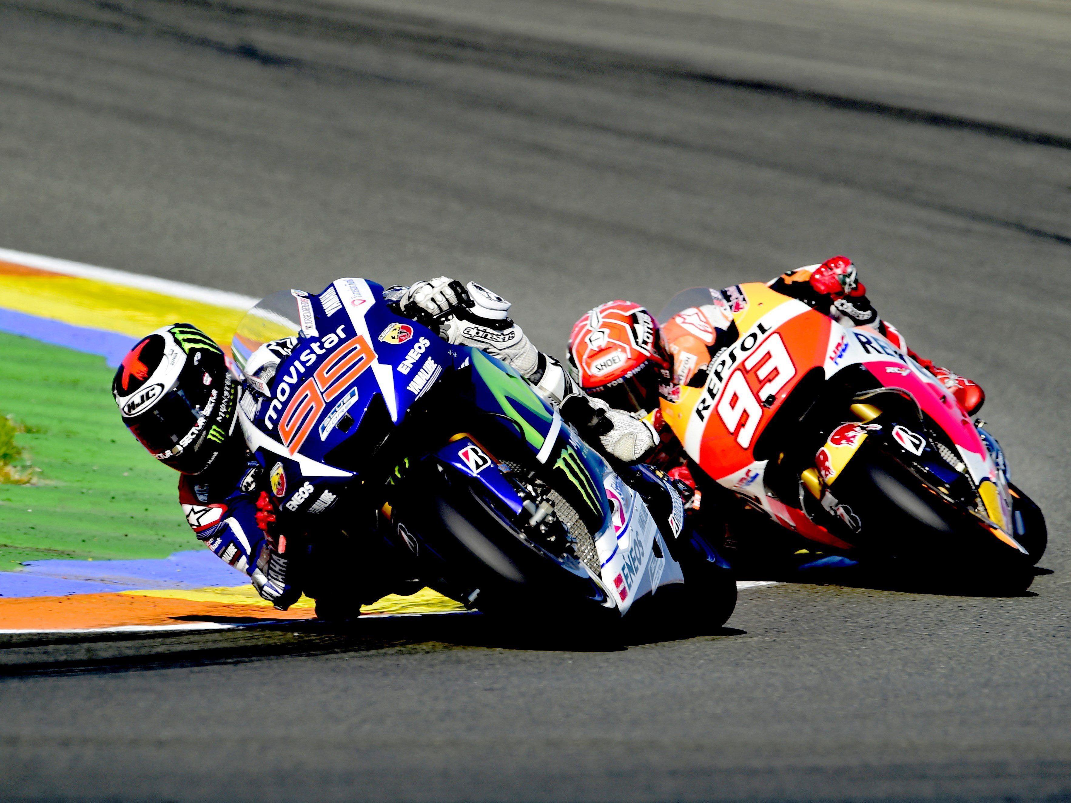 Jorge Lorenzo hat im letzten Rennen die MotoGP-WM noch für sich entschieden.