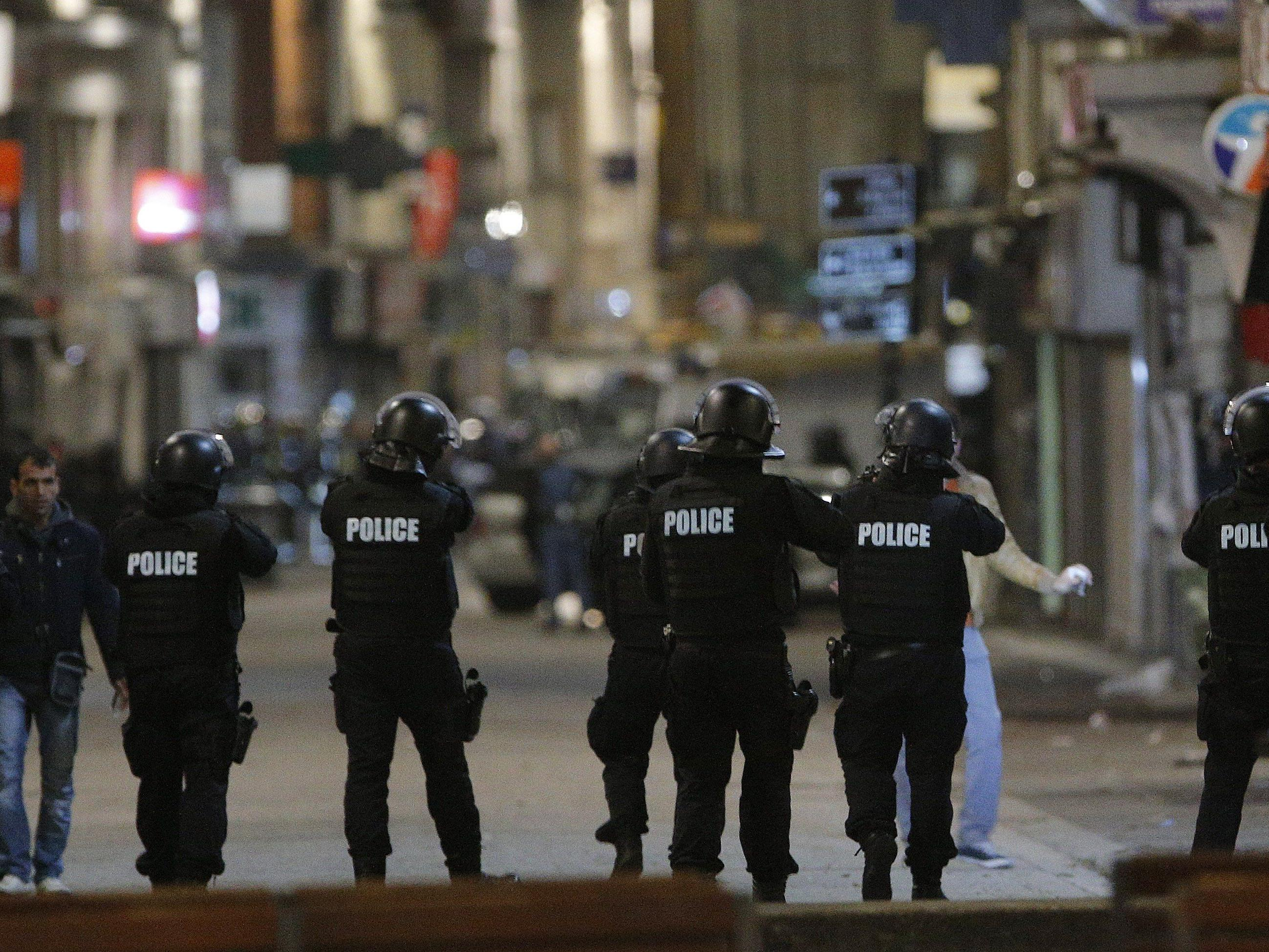Am Mittwoch Morgen führte ein Polizeieinsatz in Paris zu einem Schusswechsel.