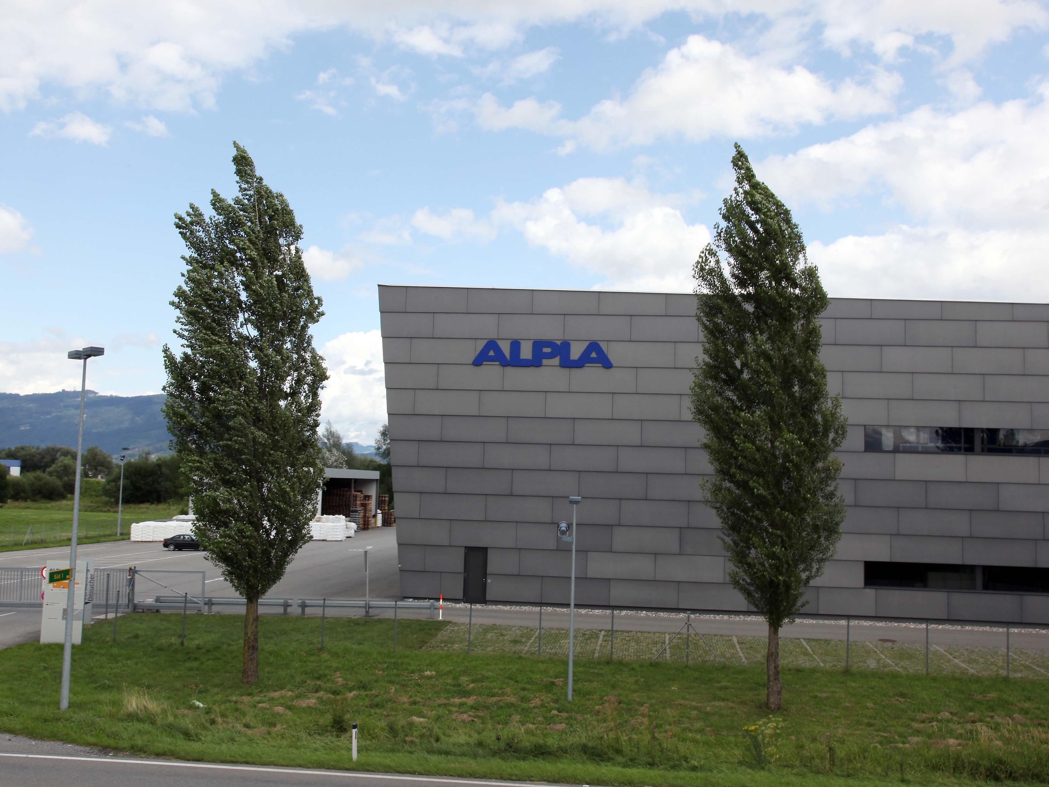 ALPLA eröffnet Standort in Ägypten.