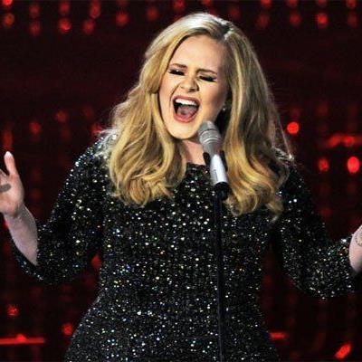 Sie ist wieder da: Adele präsentiert ihr neues Album.