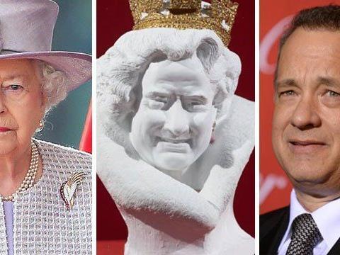 Kritik am Geschenk eines chinesischen Bildhauers an die Queen