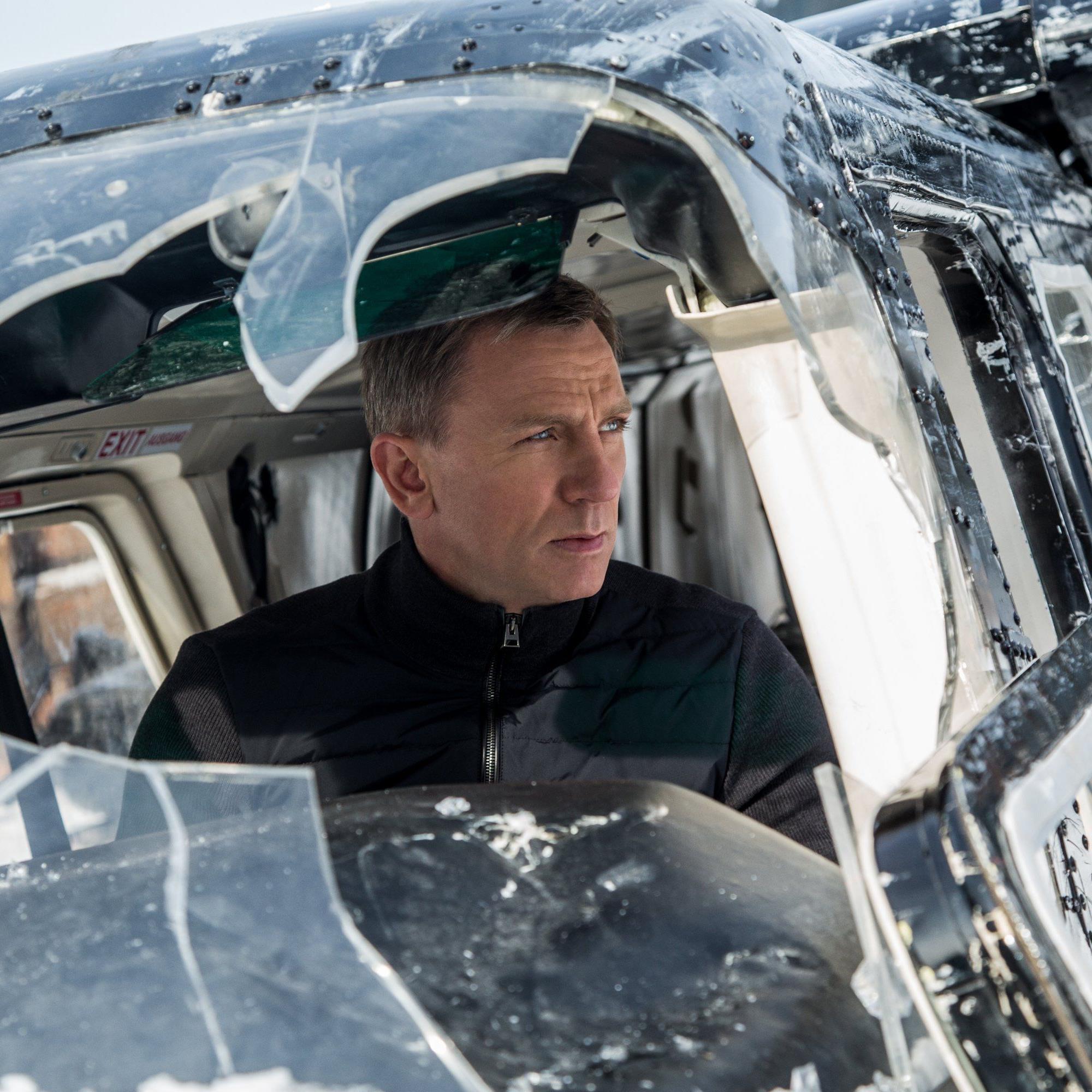 James Bond startet erneut durch