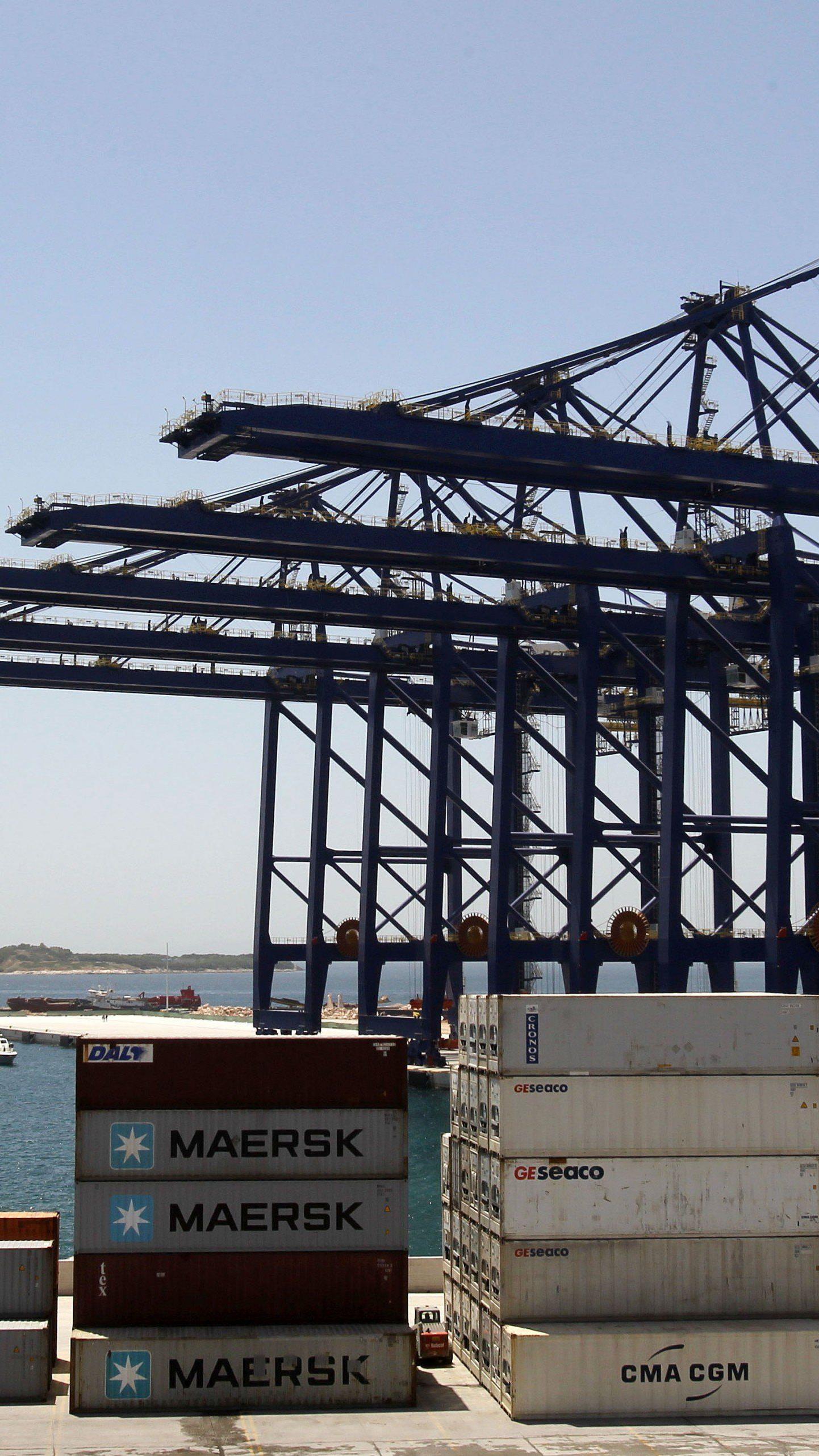 Der Lustenauer Getriebeexperte Zimm zieht einen Großauftrag für den Hafen von Dubai an Land. (Themenbild)