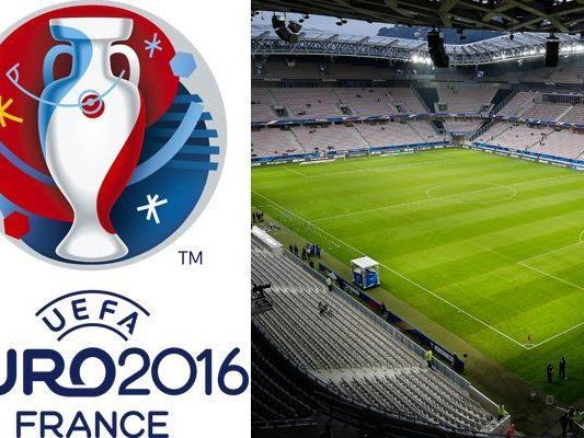 Nizza ist einer der Austragungsorte der EURO 2016 in Frankreich.