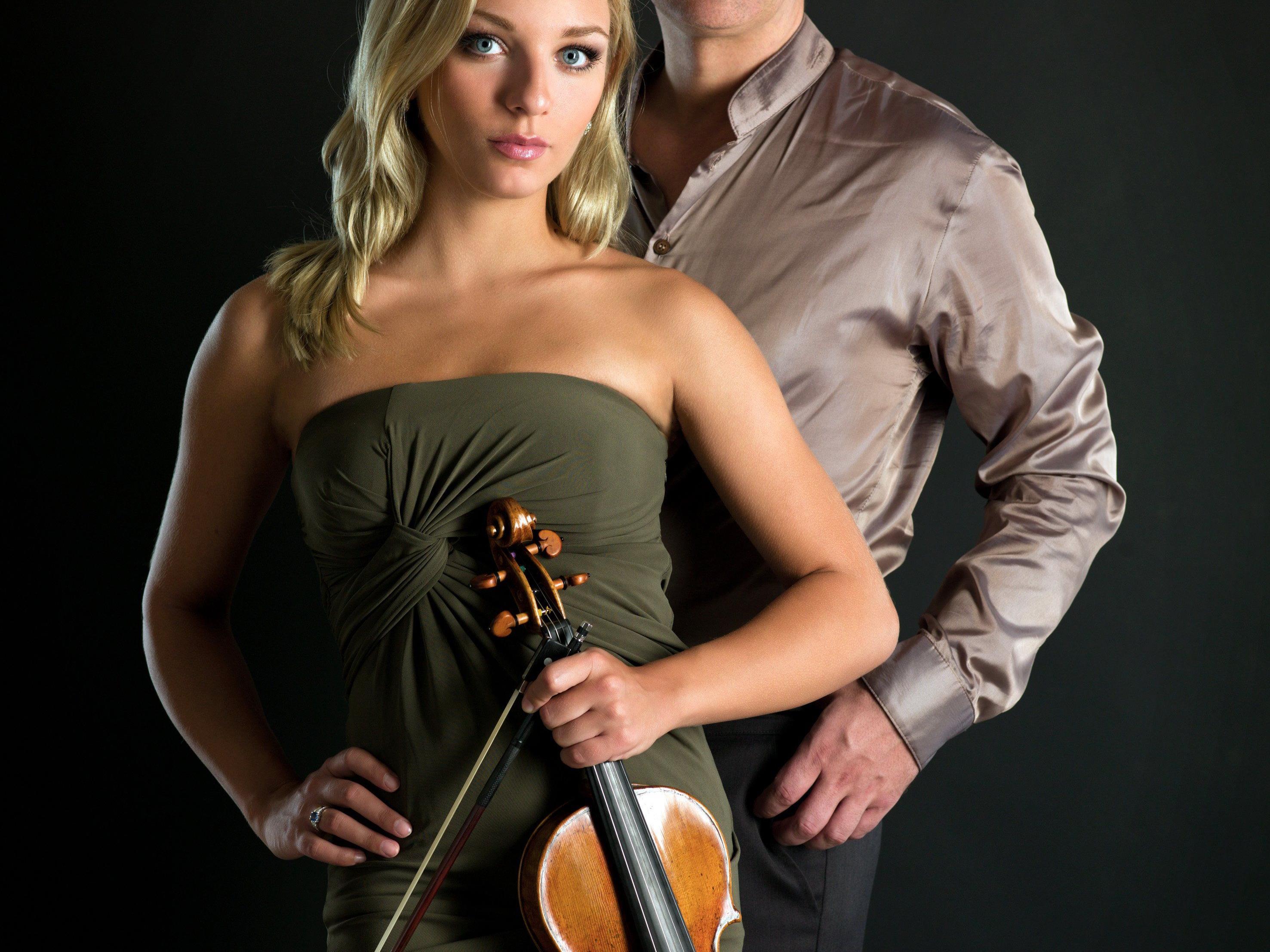 Weltstar an der Geige - Lidia Baich ist zu Gast mit Matthias Fletzberger in der Remise