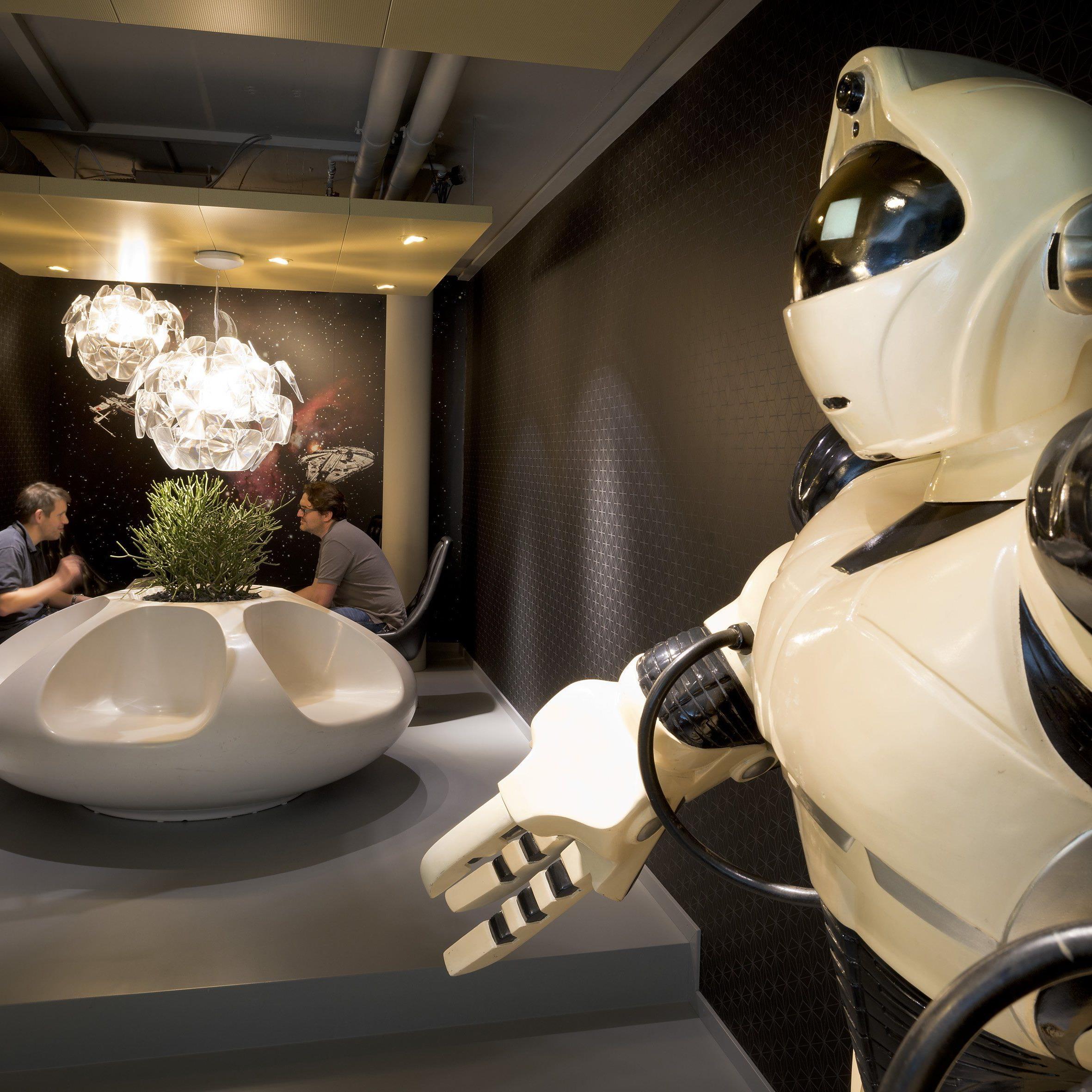 Vader Kitchen - Google Zürich