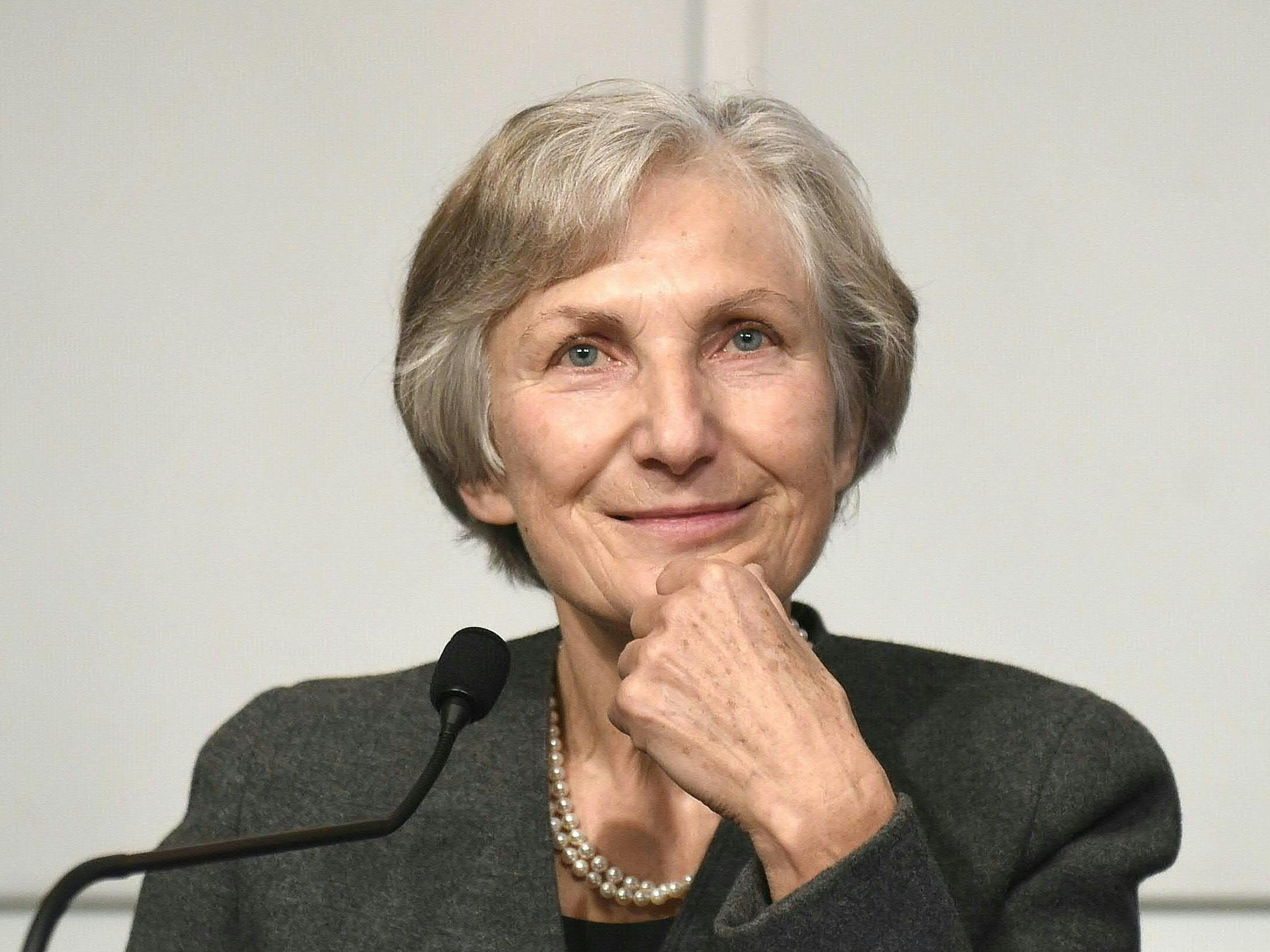 Irmgard Griss tritt als Überparteiliche um die Nachfolge von Heinz Fischer an.