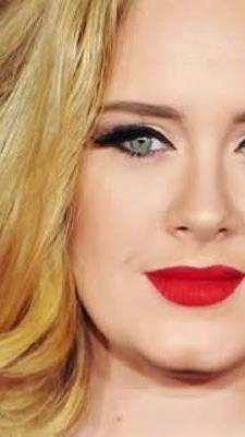 """Adele scheidet die Geister mit ihrem neuen Album """"25""""."""