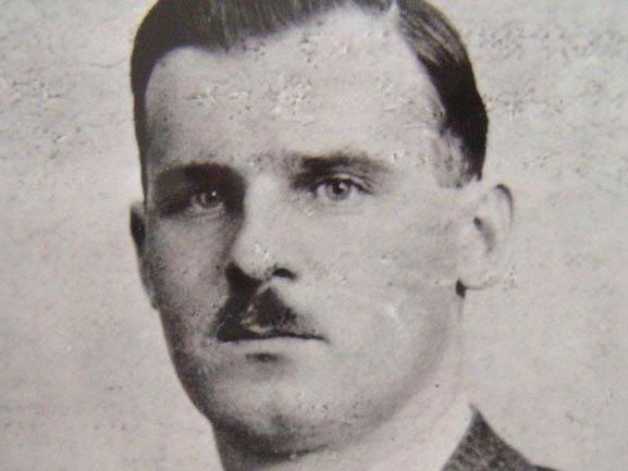 Dr. Irmfried Eberl (* 1910, Bregenz) wurde 1948 als NS-Massenmördert zum Tode verurteilt.