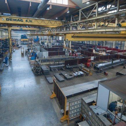Die Vorarlberger Industrie blickt skeptisch in die Zukunft.