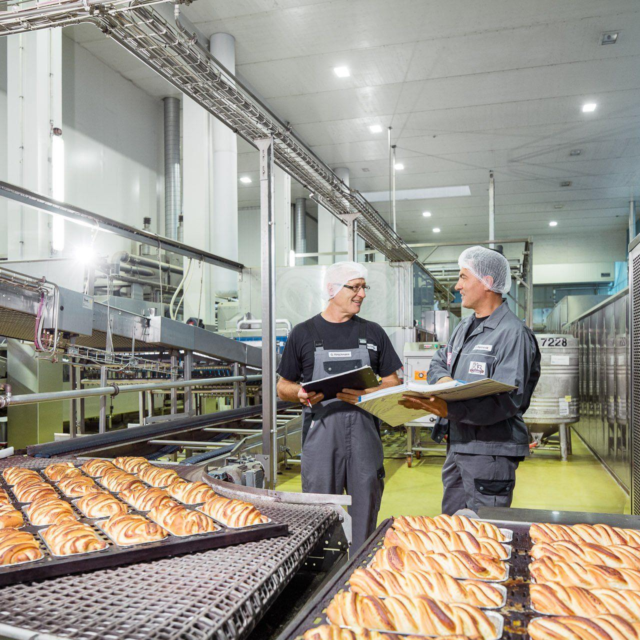 Ölz der Meisterbäcker setzt auf energieeffiziente Herstellung von Backwaren