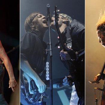 Iggy Pop, Mando Diao und Apocalyptica kommen zum Rock in Vienna 2016.