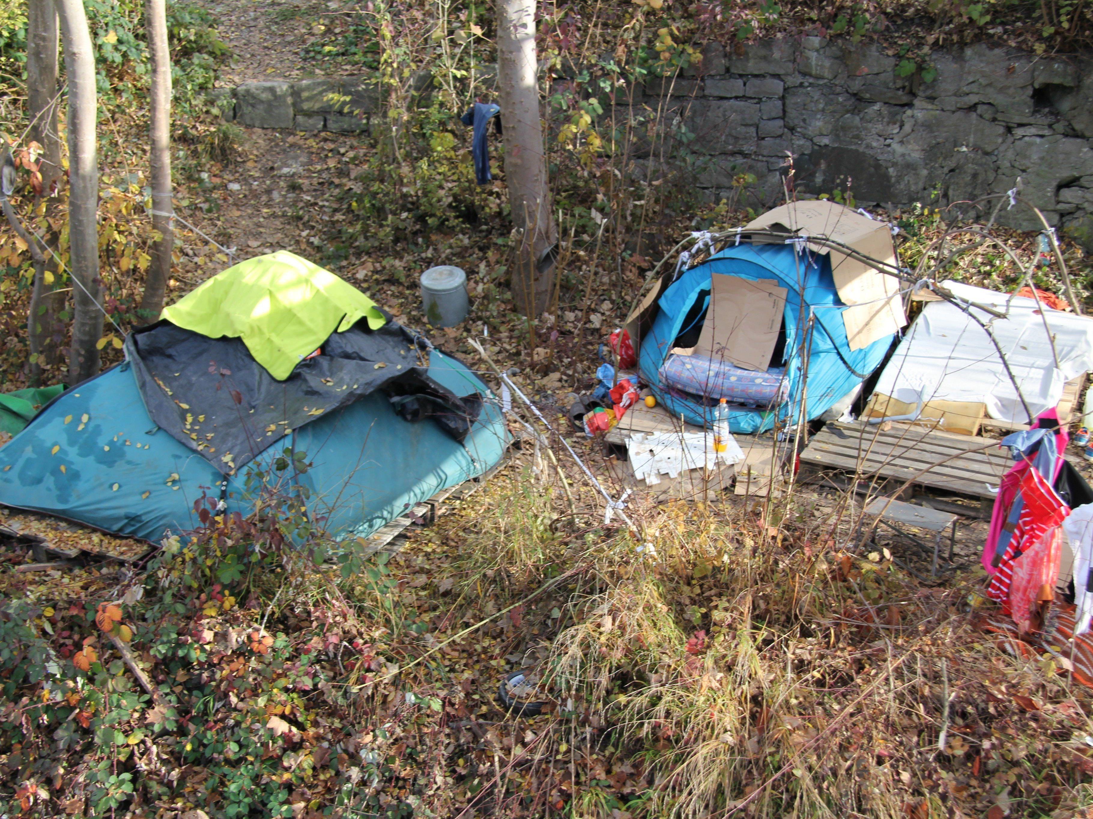 Stadt Dornbirn: Beschwerden über illegales Campieren etwa in den Achauen häuften sich.