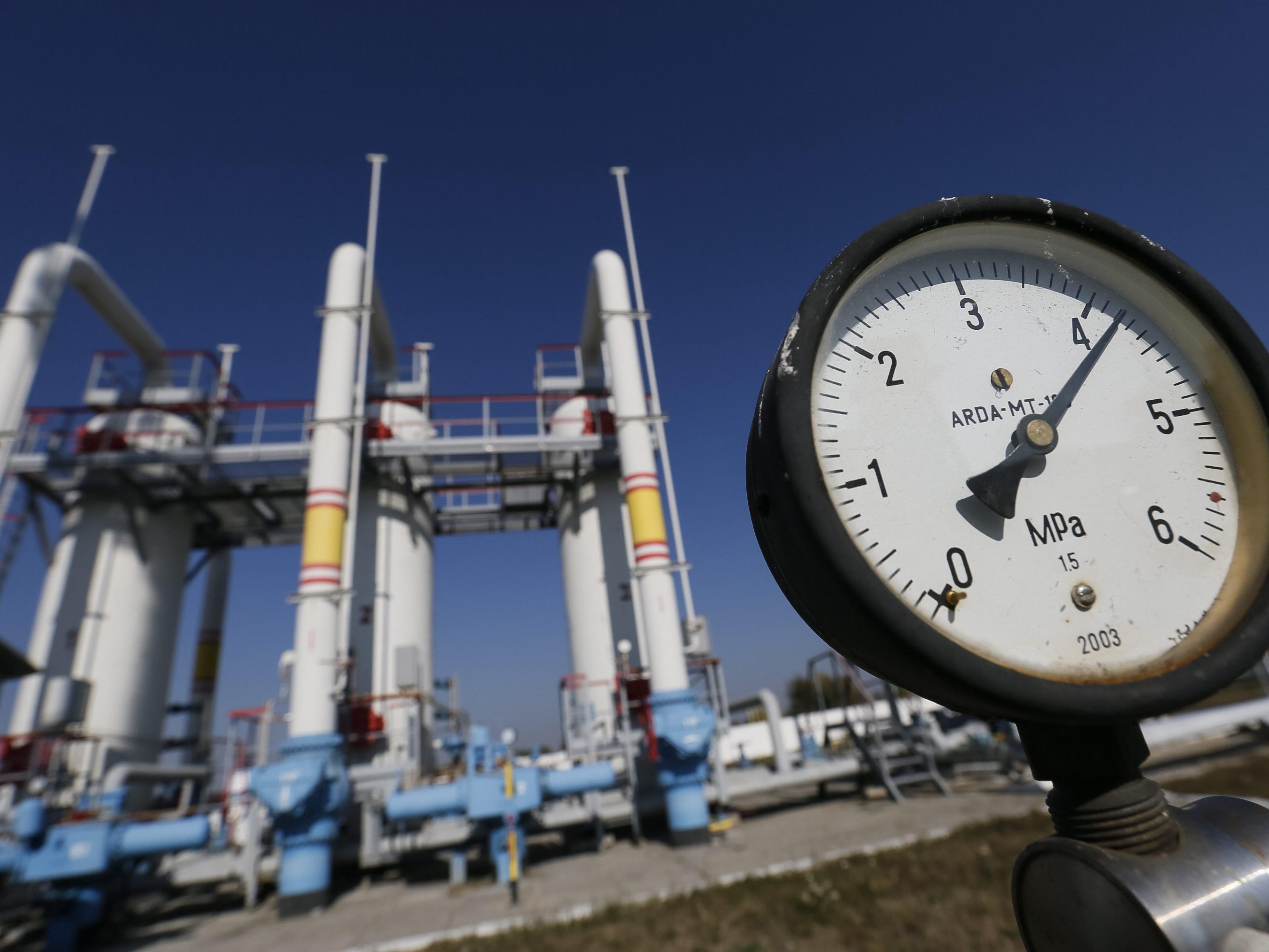 Energiekonzern Gazprom gibt als Grund Zahlungsrückstände an