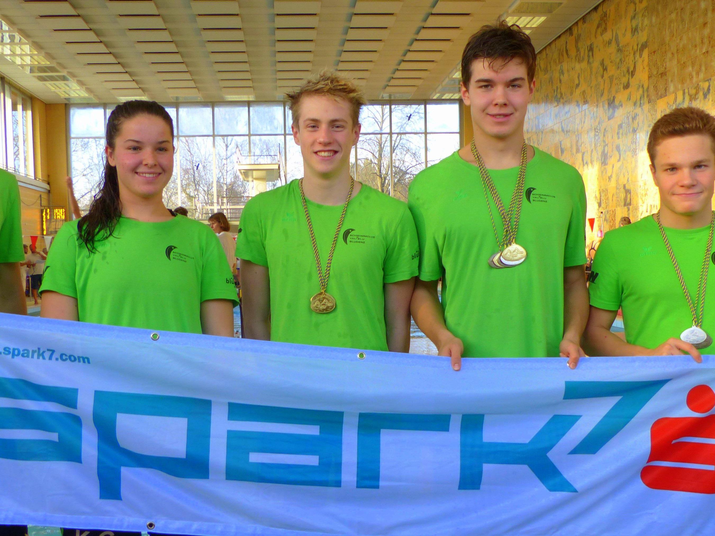 Wieder tolle Erfolge für die Bludenzer Schwimmer.