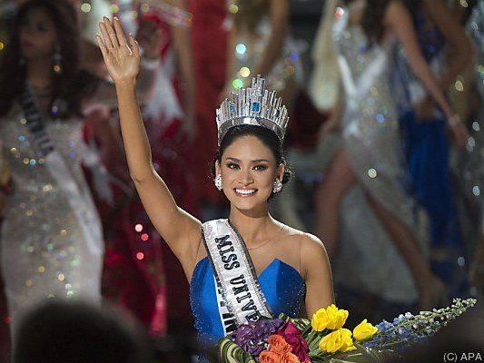 Die neue Miss Universe
