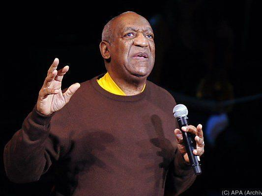 Cosby sieht sich schweren Vorwürfen ausgesetzt