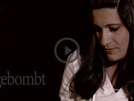 24 Mal Leuchten: Almaz Mamo (29) aus Aleppo, Syrien.