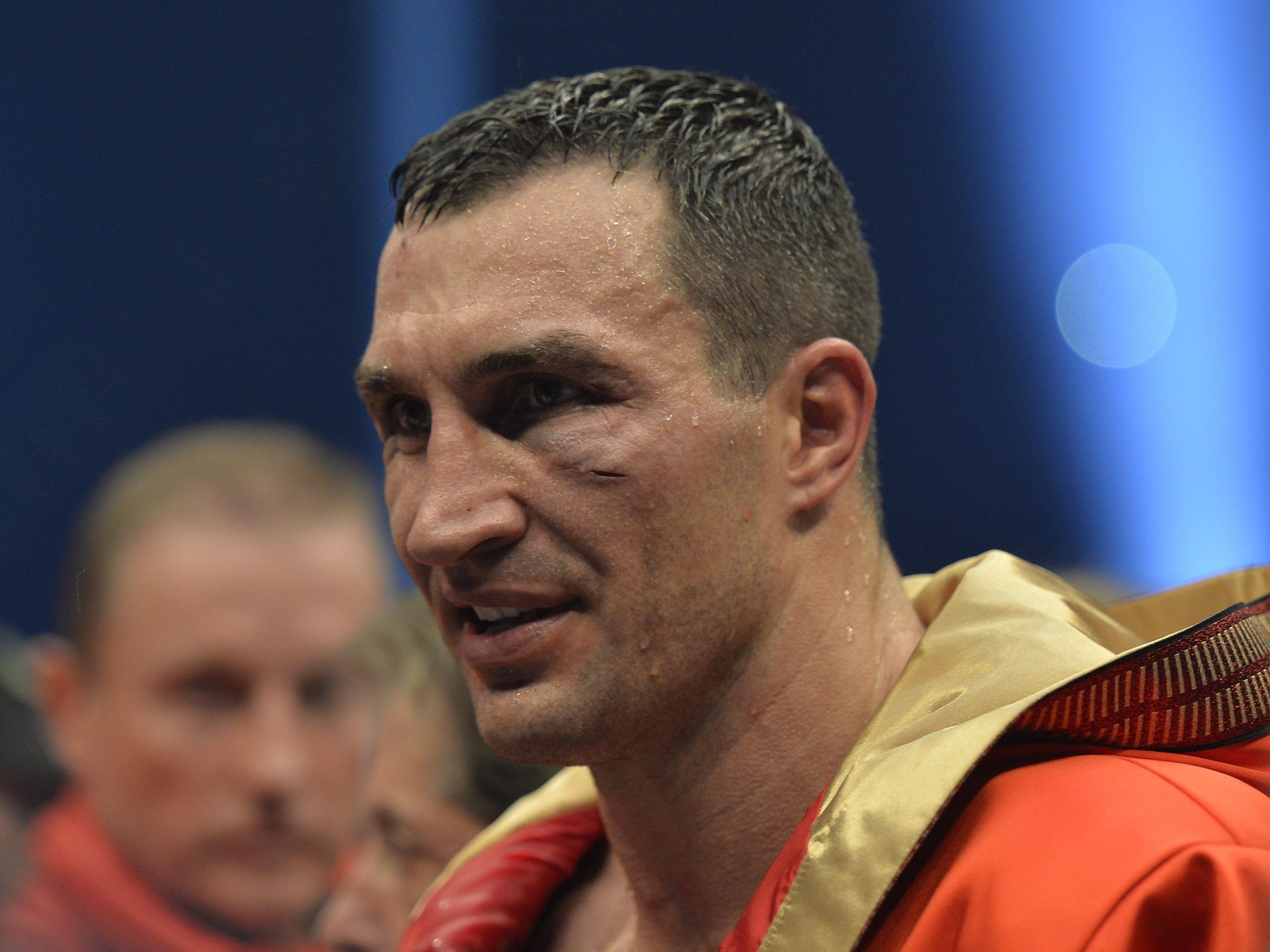 Wladimir Klitschko will den Rückkampf.
