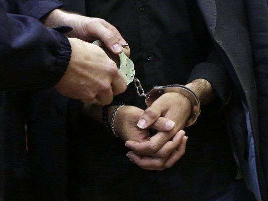 Der mutmaßliche Dealer wurde festgenommen.