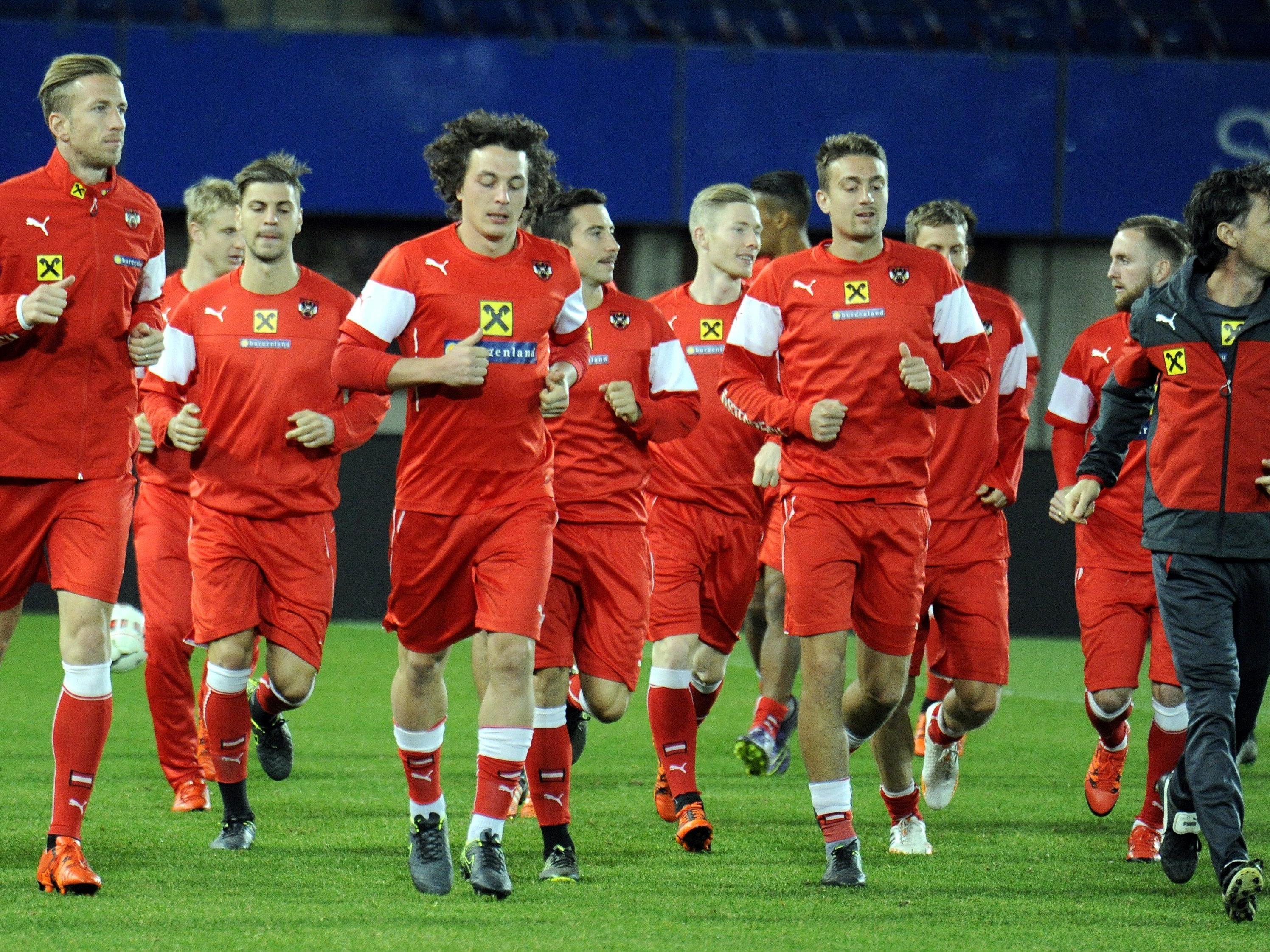 Das Innenministerium und der ÖFB kooperieren während der Fußball-EM 2016.