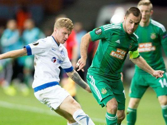 Rapid schließt gegen Dinamo Minsk die EL-Gruppenphase ab.