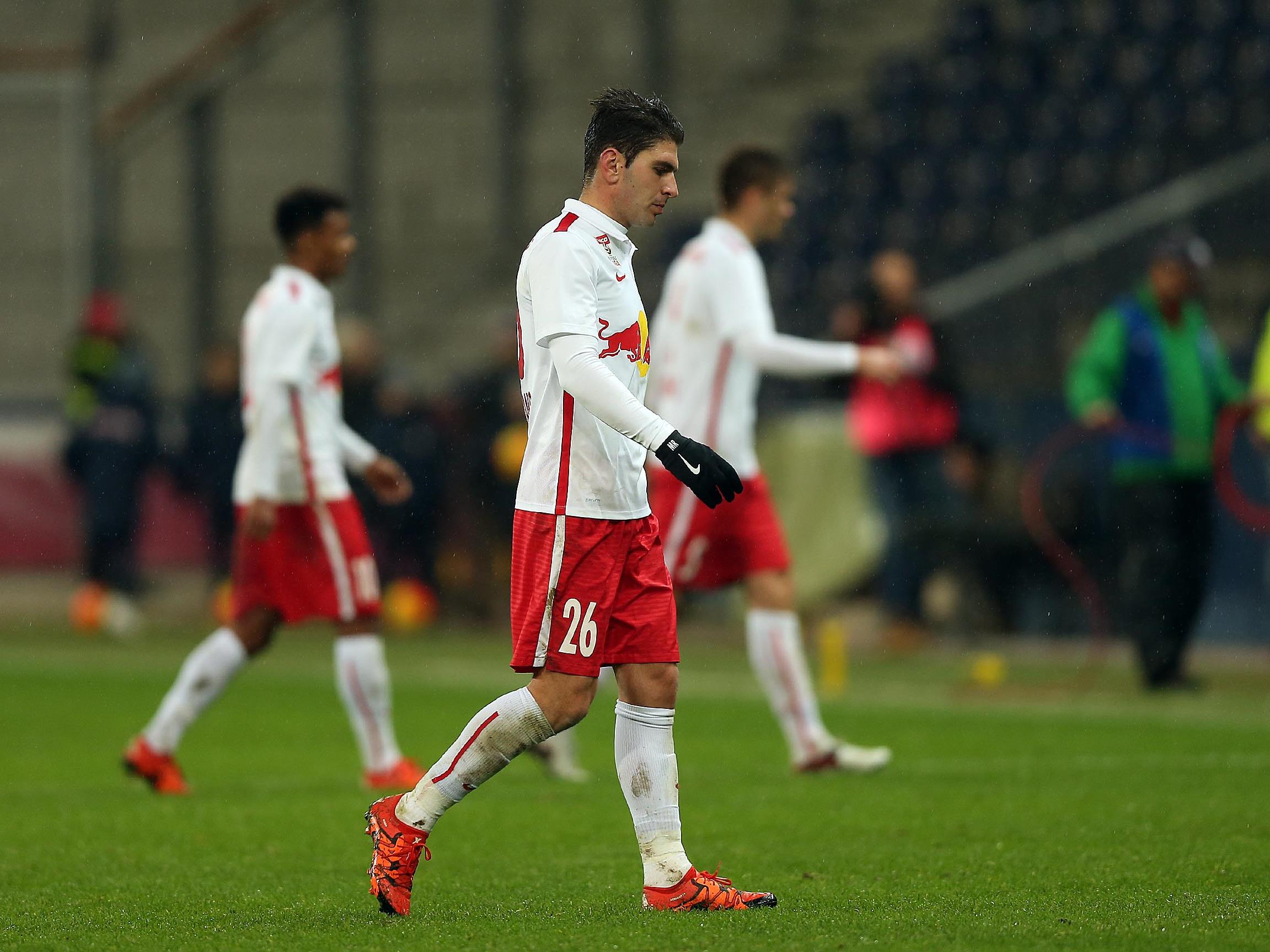 Red Bull Salzburg ließ gegen WAC erneut Punkte liegen.