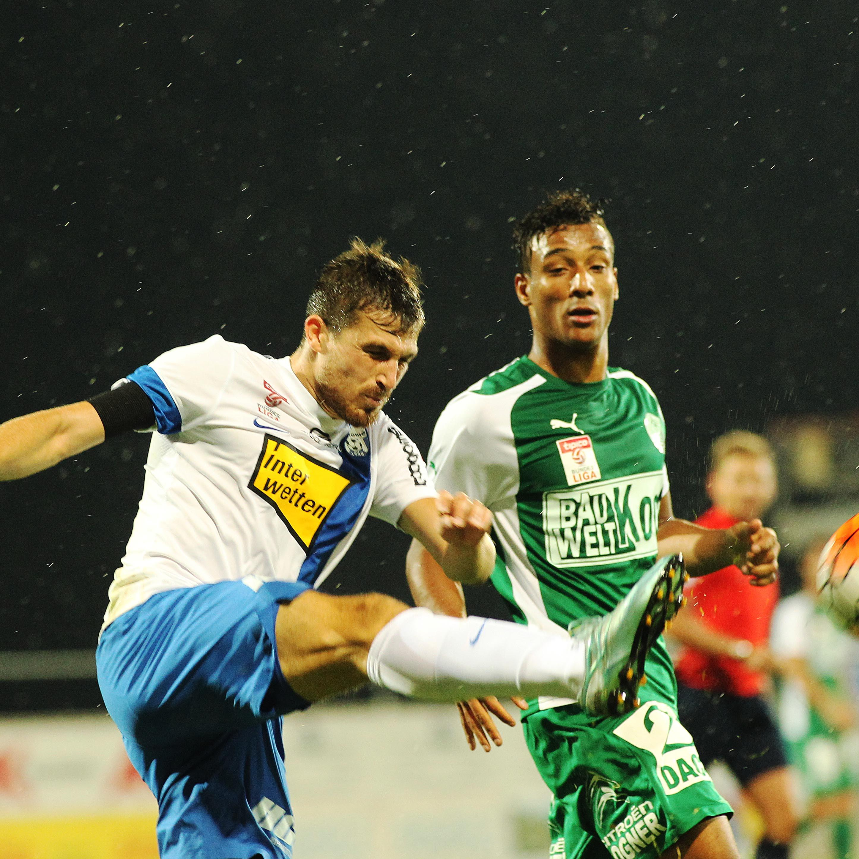 LIVE-Ticker zum Spiel SV Mattersburg gegen SV Grödig ab 18.30 Uhr.