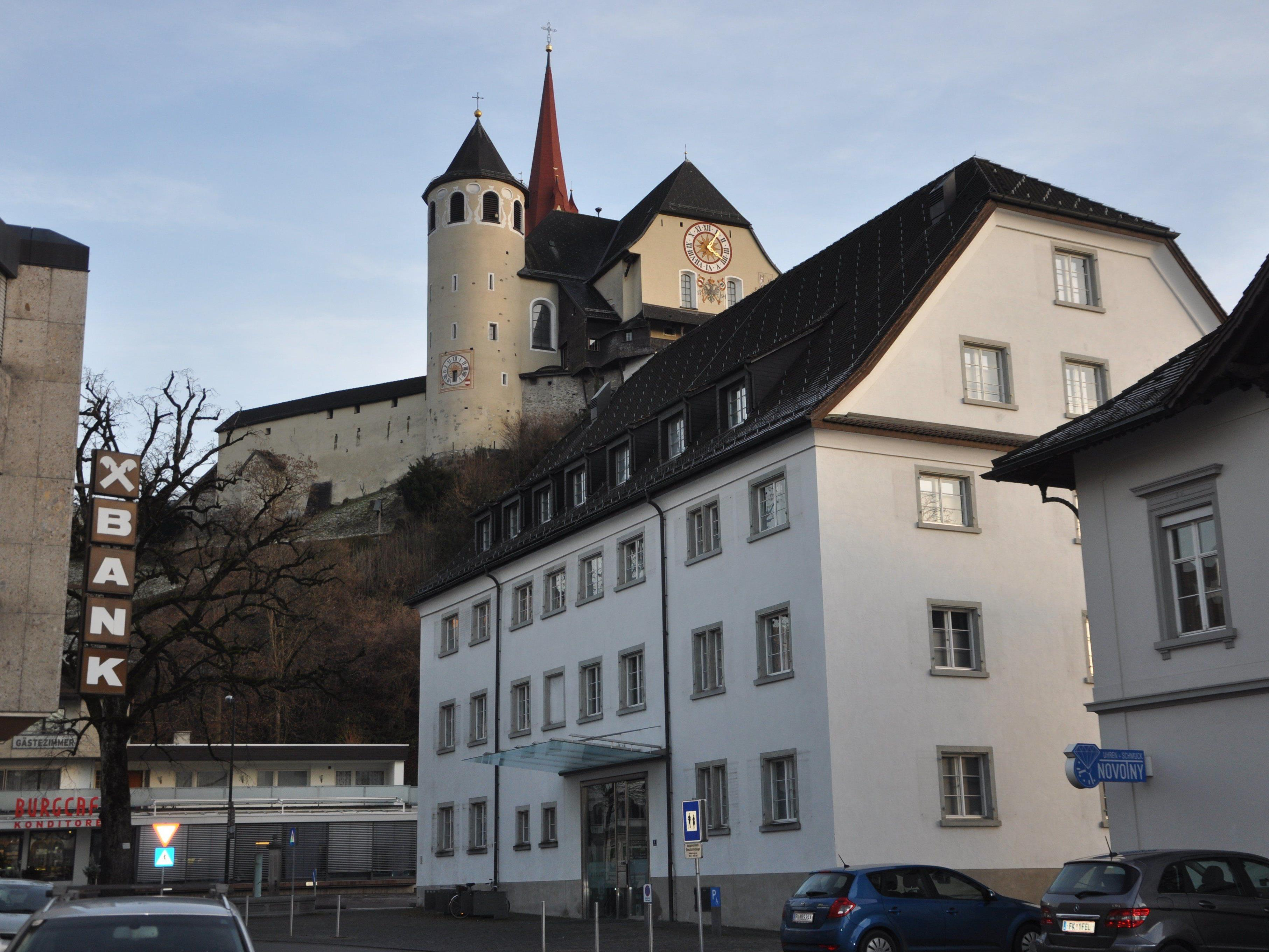 Das Rankweiler Rekord Budget wurde beschlossen.