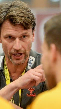 Bregenz-Trainer Robert Hedin konnte heute nicht zufrieden sein.