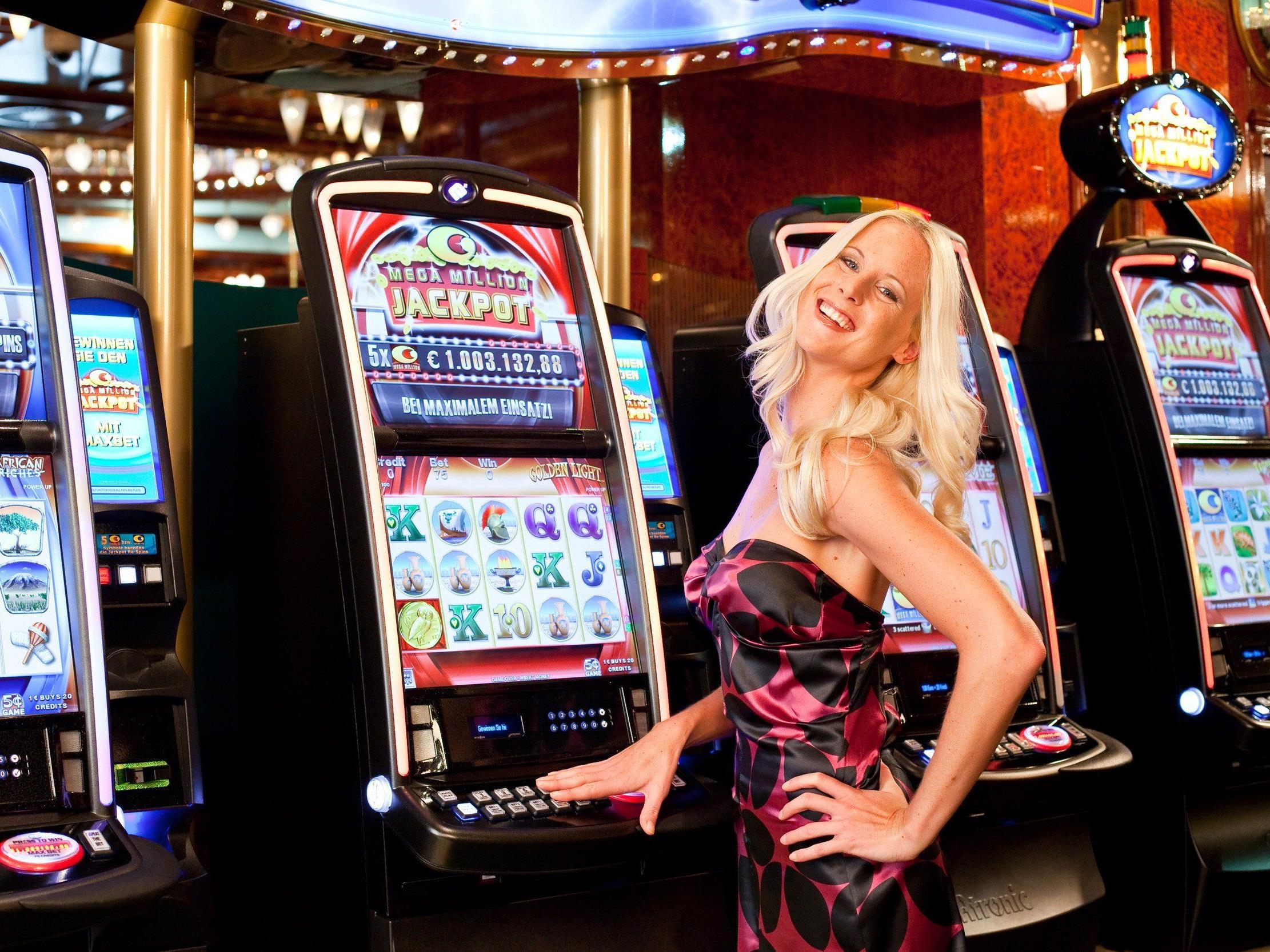 Mega Million Jackpot von Casinos Austria