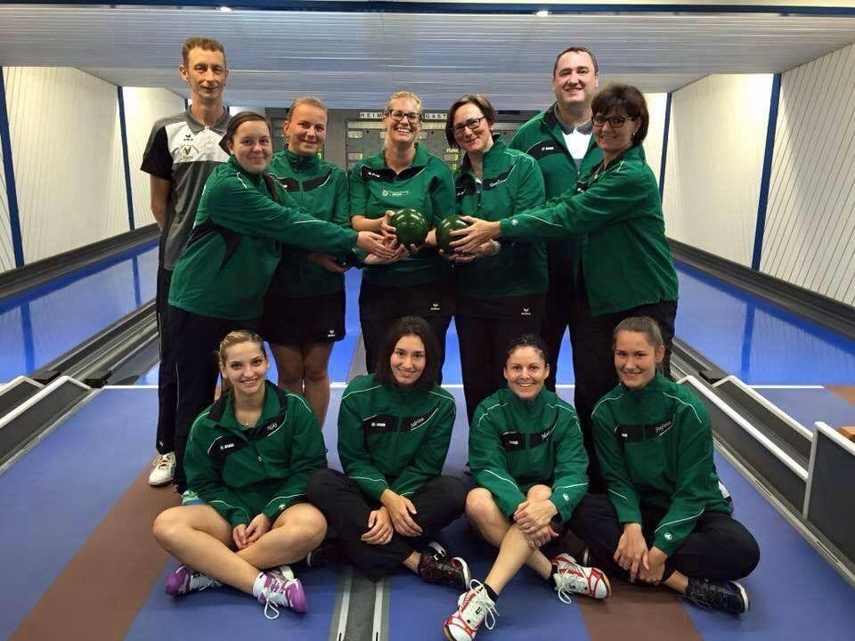 1. Damenmannschaft des SKC EHG Dornbirn