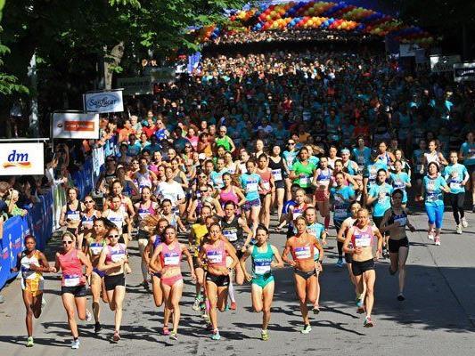 Am 22. Mai 2016 findet wieder der Österreichische Frauenlauf im Wiener Prater statt.