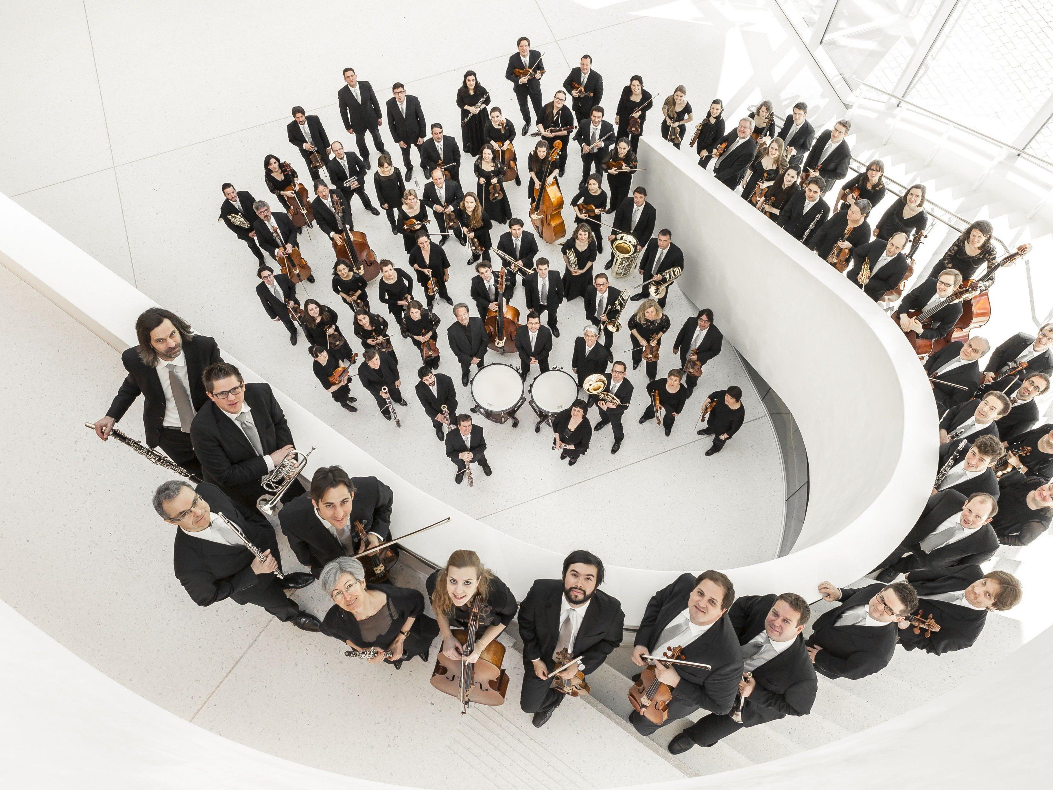 Das Symphonieorchester Vorarlberg spielt am 16. Jänner in Feldkirch und am 17. Jänner in Bregenz Werke von Brahms, Hummel und Bizet.