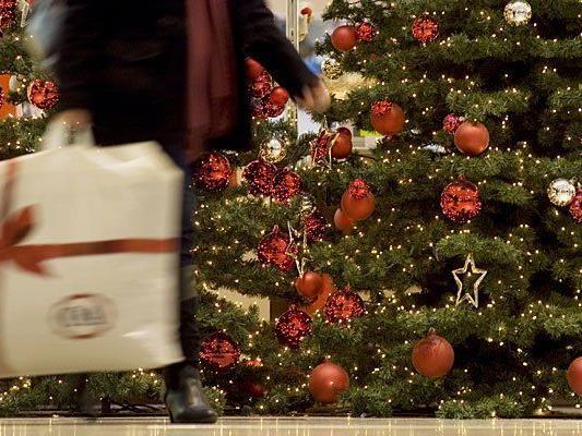 Es wird noch einmal ein starker Ansturm auf Wiens Geschäfte am letzten Weihnachtswochenende erwartet.