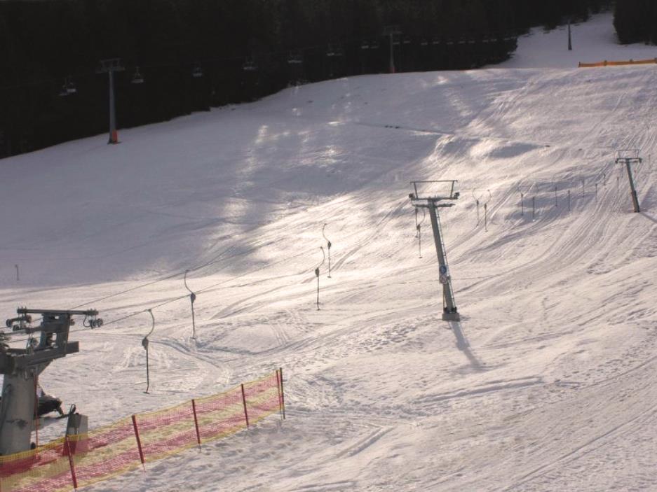Mit dem nächsten Schnee nimmt der neue Schanzenblick seinen Betrieb auf, womit das Angebot im Familienschigebiet am Bödele erweitert wird.