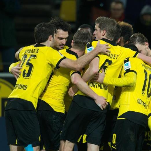 Dortmund muss zu Tabellennachbar Wolfsburg
