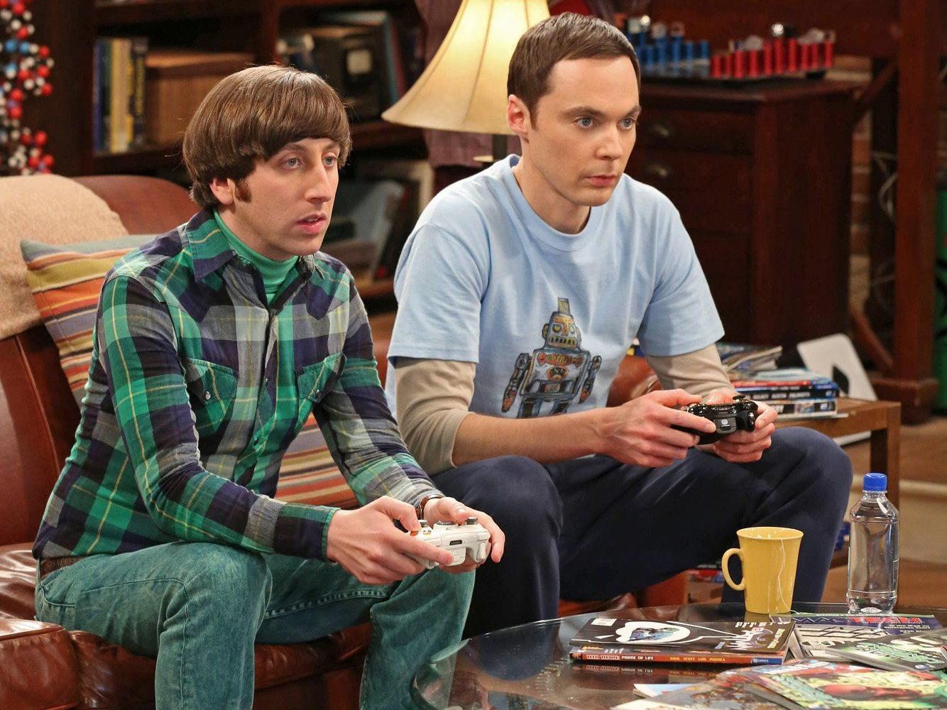 """Mit """"The Big Bang Theory"""" könnte bald Schluss sein."""