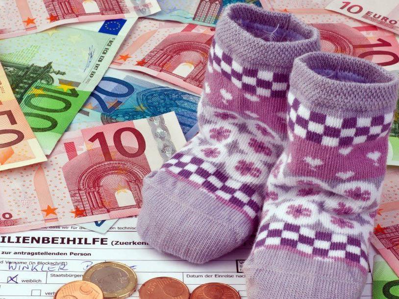 Für das Jahr 2016 sind rund vier Millionen Euro für den Familienzuschuss veranschlagt