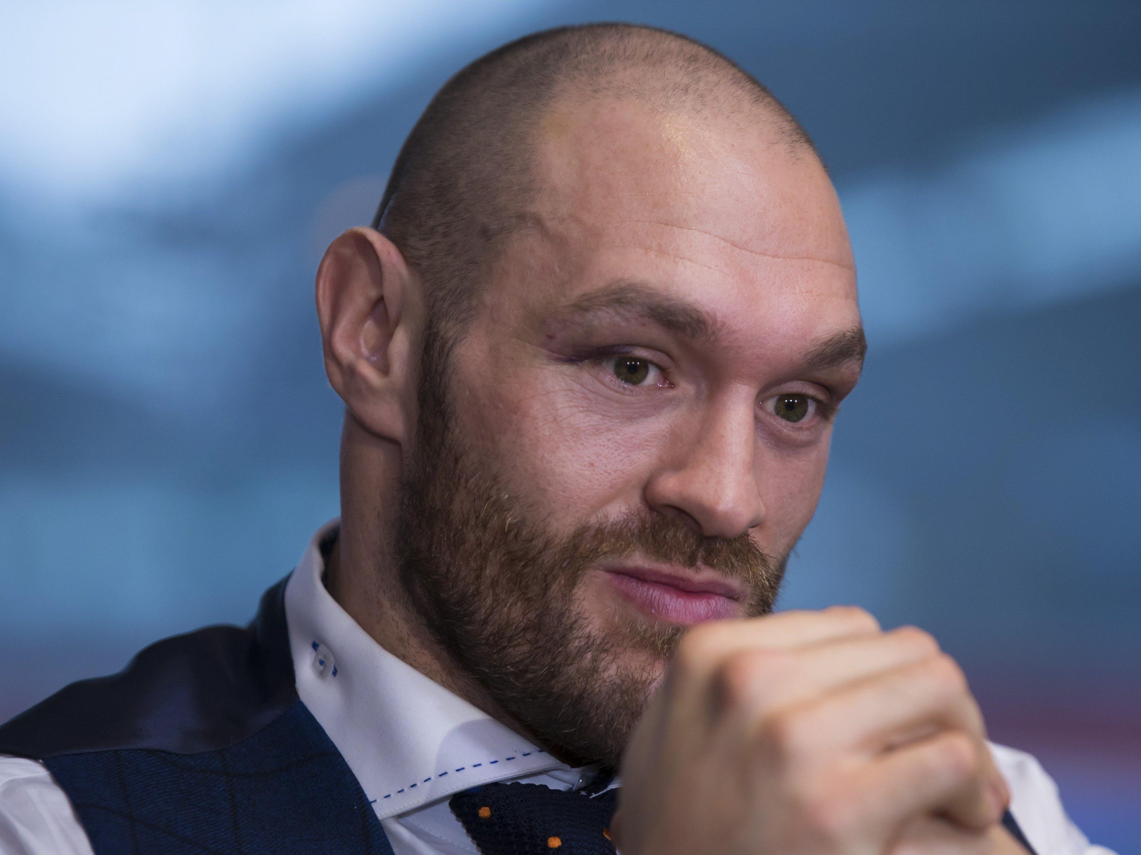 Klitschko-Bezwinger Fury erhebt schwere Vorwürfe gegen Lager des Ex-Weltmeisters.