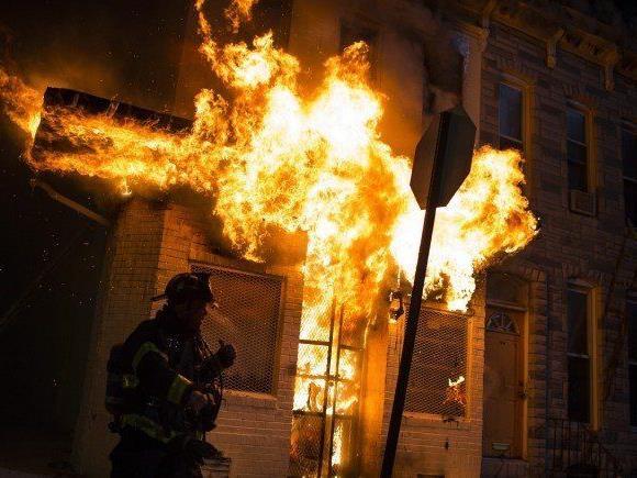 Der Tod von Freddie Grey löste massive Ausschreitungen in Baltimore aus.