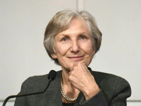 Irmgard Griss ist als einzige Kandidatin bereits fix im Rennen