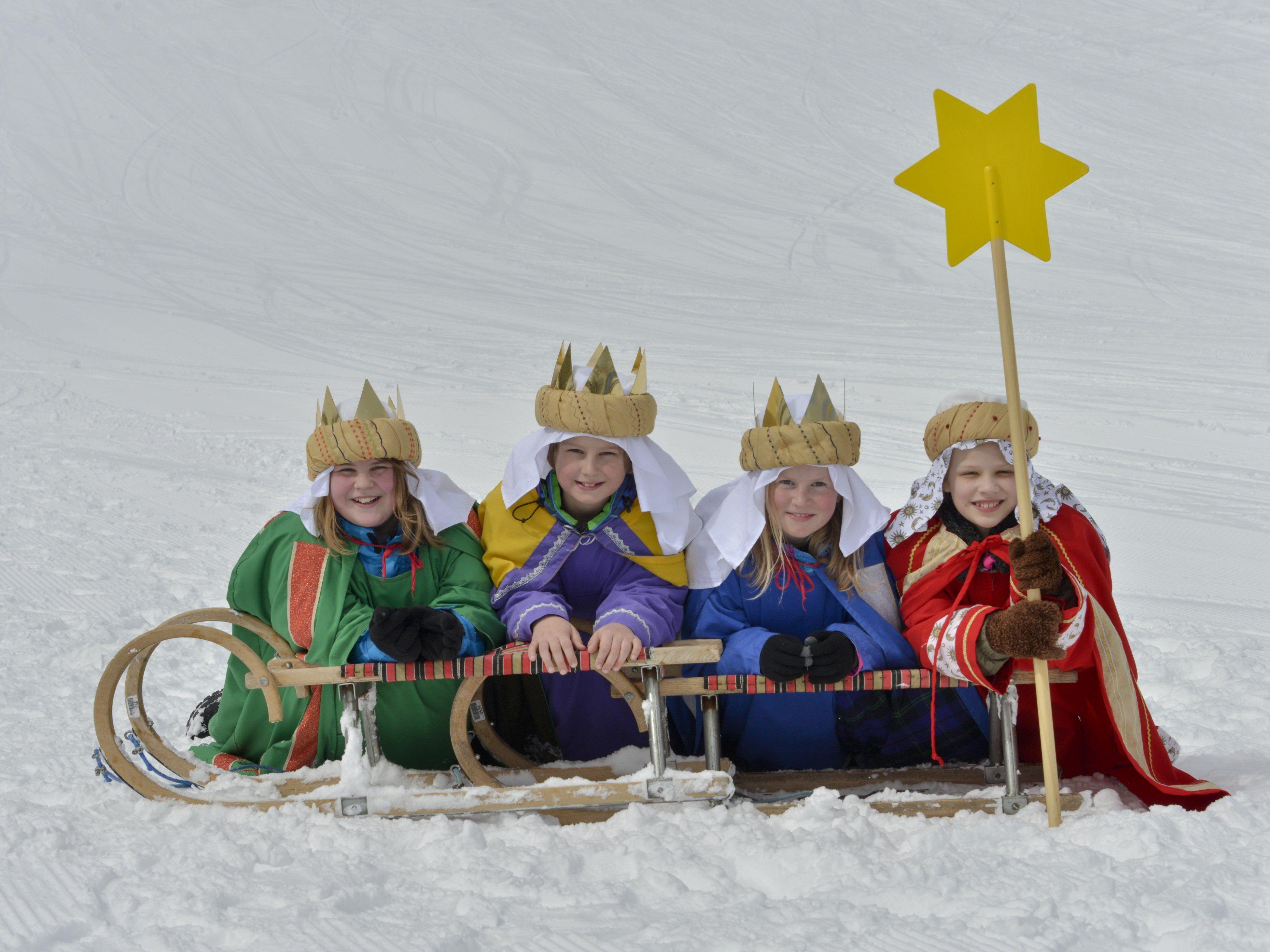 Über 840.000 Euro an Spenden konnten die Sternsinger im Vorjahr in Vorarlberg sammeln.