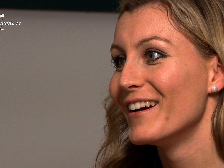 Ländle TV zu Gast bei Kämpfernatur und Behindertensportlerin Heike Türtscher.