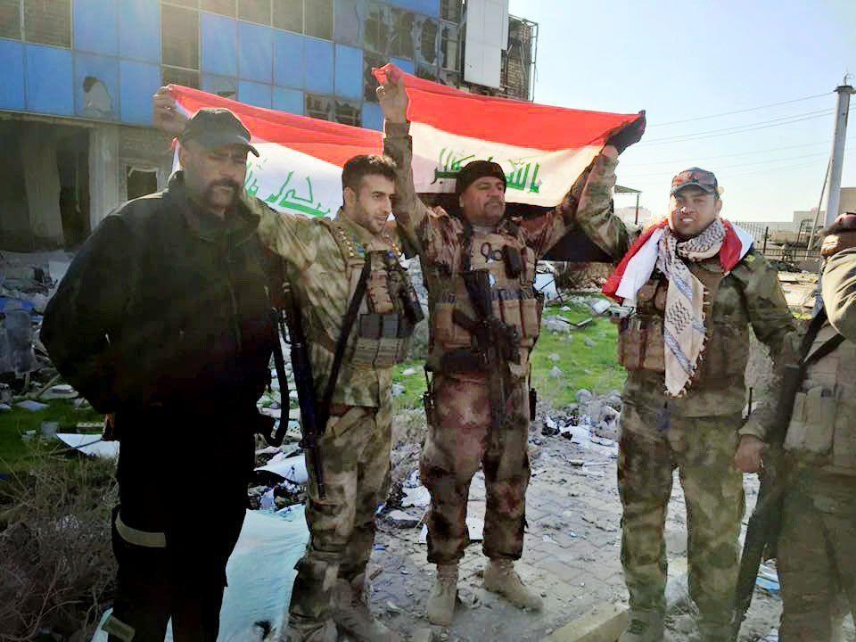 Zebari: Kampf gegen IS kann gewonnen werden.