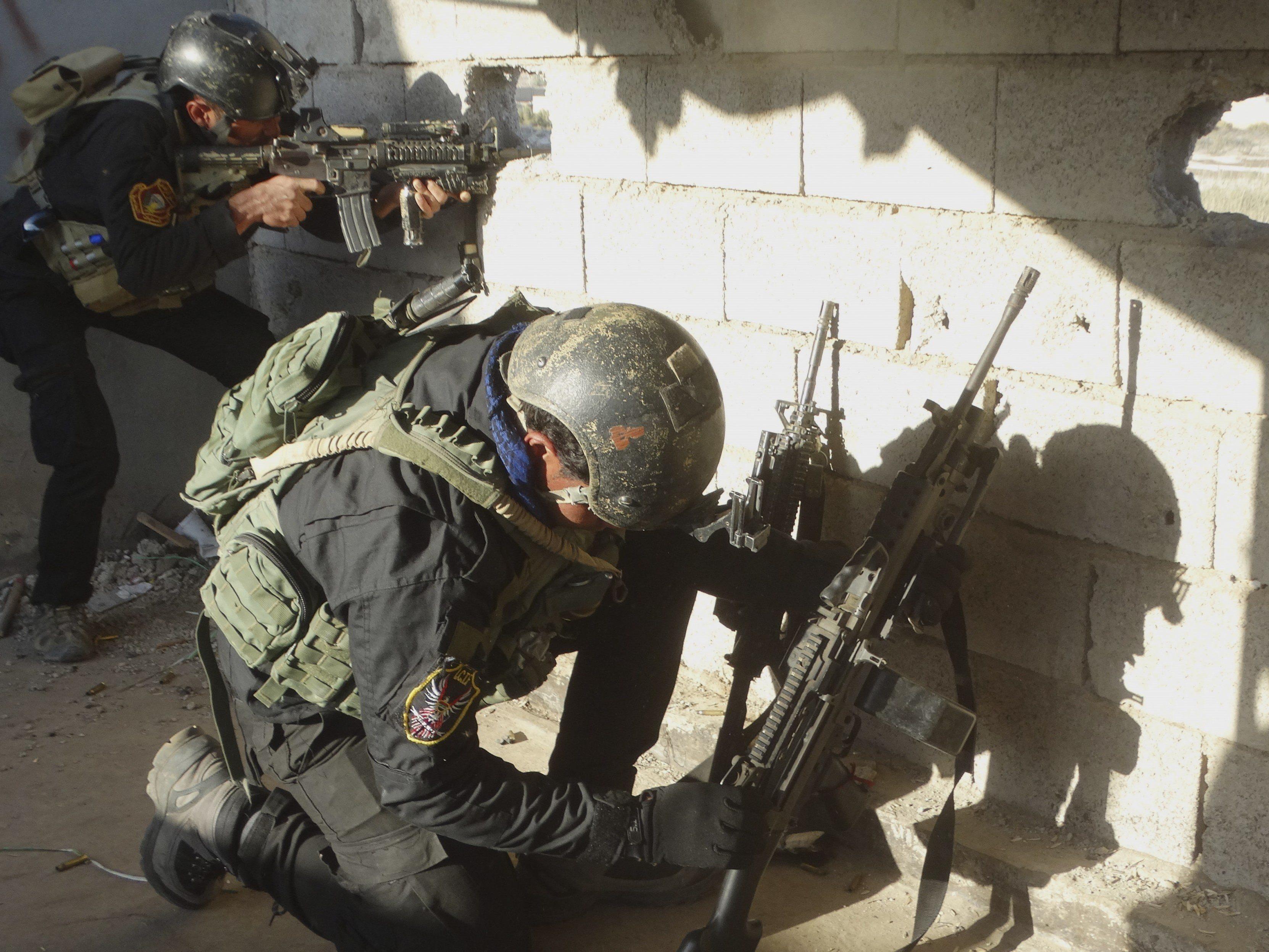 Bagdad besteht auf Verteidigung seiner Souveränität.
