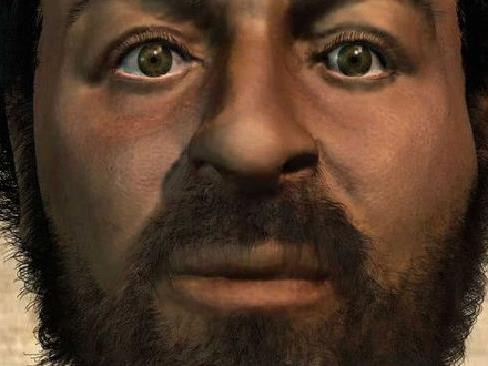 Dunkle Haut, dunkle Haare, Vollbart: So hat Jesus vermutlich wirklich ausgesehen.